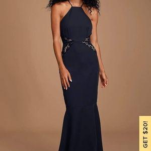 Lulu's maxi dress